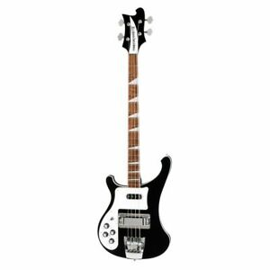 RICKENBACKER 4003 LH Jetglo 4-Saiter Left-Handed Electric Bass