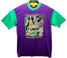 New listing Vintage Mardi Gras Beat New Orleans Men's Size Xl T Shirt Very Rare