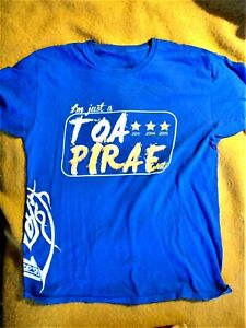 T-SHIRT / TAHITI / CLUB RUGBY DU PIRAE