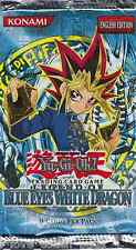 English Legend of Blue-Eyes 1 Guaranteed Unsearched Sealed Booster Pack YUGIOH