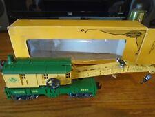 Lionel Reading Railroad crane 6-9332 limited edition