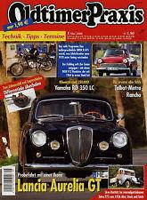 Oldtimer Praxis 2006 5/06 BMW R 69 S Talbot Matra Rancho Tatra T72 Yamaha RD 350
