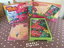 Dreamworks Trolls Operation Board Game Hasbro Complete VGC