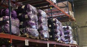 King Size purple Hybrid premier4
