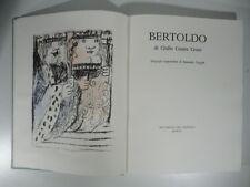 Bertoldo di Giulio Cesare Croce. Litografie acquarellate di Emanuele Luzzati