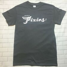The Pixies Oh No Its The  'Charcoal Grey' T-Shirt