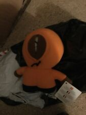South Park Kenny Soft Toy Small Plush Comedy Central 1998
