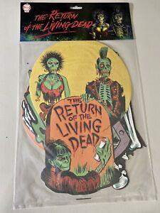 Return Of The Living Dead Wall Decor.  Trick Or Treat Studios