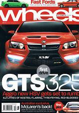 Wheels Oct O9 HSV GTS 325 Mito Mini A6 E350 530i 8C Spider Liberty GT 3.6R 2.5i