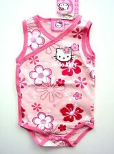 BODY ESTIVO HELLO  KITTY  TGL 9-12 MESI