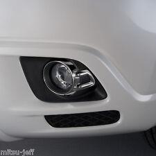 2011 2012 MITSUBISHI OUTLANDER SPORT FOG LAMP CHROME BEZEL TRIM OEM MZ575683EX