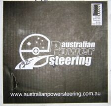 HOLDEN RODEO RECO MANUAL STEERING BOX