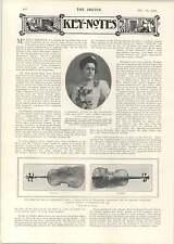 1905 Stradivarius Gibson chicas en Vodevil