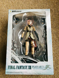Square Enix Final Fantasy XIII Play Arts -Kai Lightning Action Collection Figure