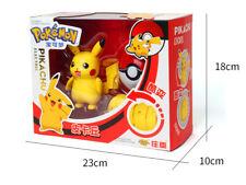 Pokemon Pikachu Action Figure Ball Transformation Robot Deformation Toy Kid Gift
