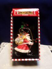 New Mary Engelbreit Santa Ornament ~ Christmas Collection ~ Kurt S. Adler -staff