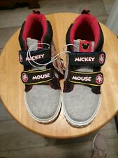 Mickey Mouse Kids Shoes (Size12)