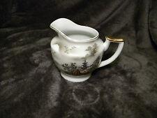 Vintage Hakusan china Creamer Made in Japan, Beautiful Pattern, Excellent