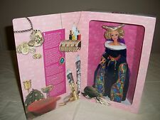 1995 Great Eras MEDIEVAL LADY Barbie #5