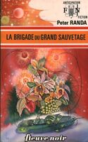 Livre Peter RANDA No 682 la brigade du grand sauvetage book