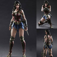 Play Arts Kai Wonder Woman from Batman Vs Superman: Dawn of Justice DC Comics