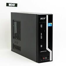 ACER VERITON X498G PC COMPUTER i5-650 8GB 500GB WIN 10 PRO W247