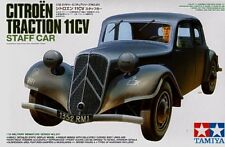 TAMIYA 1/35 CITROËN TRACTION 11CV CHEF voiture #35301