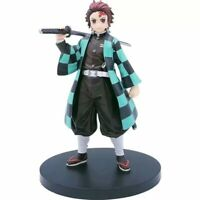 Demon Slayer Kimetsu No Yaiba Kamado Tanjirou Nezuko PVC Action Figure Model Toy
