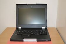 406509-181 HP Rack Console. Monitor and keyboard (Belgium)