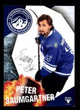 Peter Baumgartner Autogrammkarte SC Riessersee Original Signiert+A 173852