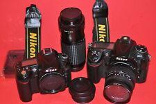 Dynamic Dual!..D-90 & D300 + AF18-50 & MF 75-200 Macro Lens...What a Combo..WOW!