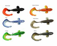 SAVAGE GEAR NEW 3D BURBOT LURES 25CM  75GM READY TO FISH  CRAZY ORICE
