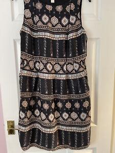 Size 16 Monsoon Shift dress