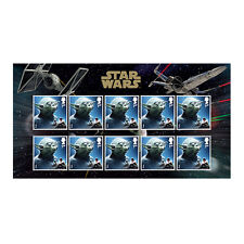 Timbres Star Wars Maitre Yoda
