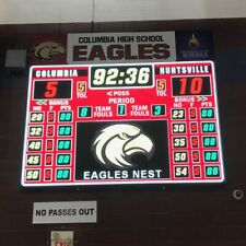 P3.91 Indoor LED Screen for Basketball Scoreboard