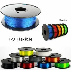 Filament Flexible Printing Material Flex 1.75mm TPU Modeling Soft Printer Spool