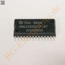 1 x HM62256BLFP-8T 256k SRAM (32-kword ´ 8-bit) Hitachi SO-28 1pcs