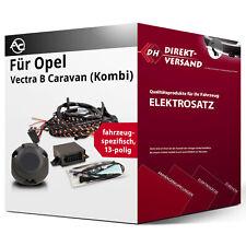 sp Typ 31 11.96-07.03 EBA TOP Elektrosatz 13-pol Kombi Opel Vectra B Caravan