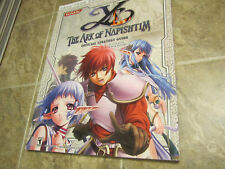 Ys The Ark of Napishtim The Official Strategy Guide PS2