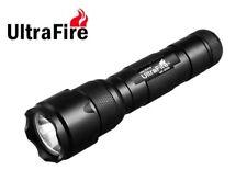 New UltraFire WF-502B Cree XP-L V6 1000 Lumens LED Flashlight