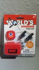 Westminster World's Smallest Tool Kit brand new factory sealed 2017 item #4018