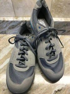 Women's GIRO Cycling Athletic Shoes Gray Blue US Size 9 / Euro 41