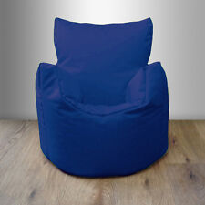Royal Cotton Children's Kids Toddlers Filled Beanchair Bean Bag Chair with Beans