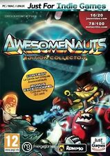PO//41997//AWESOMENAUTS COLLECTOR SUR PC NEUF SS BLISTER