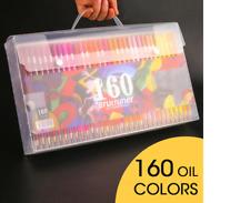 Wood Color Pencils Set Artist Painting Oil Color School Art Drawing Set Kid Gift