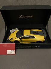 1/18 MR Collection  Lamborghini Murcielago LP670-4 SV
