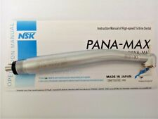 Dental High Speed Handpiece NSK LED Self-power Torque 4H M4 Push Button Turbine