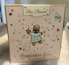 TOO FACED Limited Edition Christmas Star Makeup Collection  INTL Ship