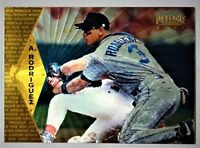 Alex Rodriguez 1997 Pinnacle Museum Collection #92 Card.............VERY NICE!!!