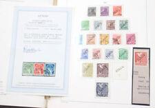 Berlin 1948/90 gestempelte Sammlung ohne Block 1 ansonsten komplett viel geprüft